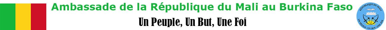 Ambassade de la république du Mali au Burkina Faso